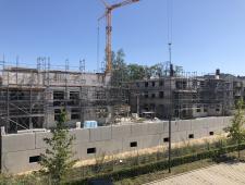 Bautenstand vom 26.07.2019